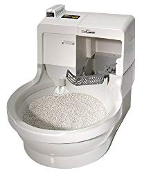 Best self flushing cat litter box