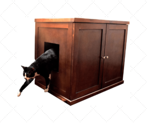 Ideal Modern Cat Litter Furniture